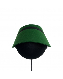 bisera lisa verde
